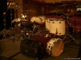 Rent DW Backline Drum Kits