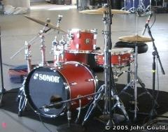 Rent Sonor Backline Drum Kits