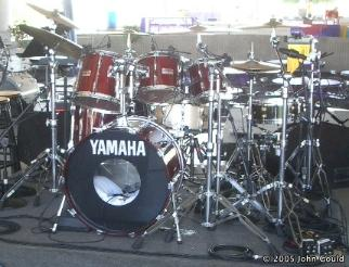 Rent Yamaha Backline Drum Kits