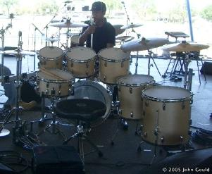 Rent Pearl Backline Drum Kits