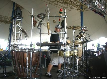 Rent Timbales and Aux Percussion Rigs